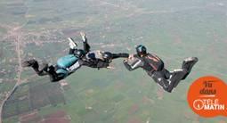 Stage de Parachute PAC dans l'Yonne
