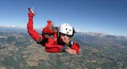 Stage en Parachute PAC près de Grenoble