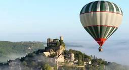 Vol en Montgolfière à Turenne