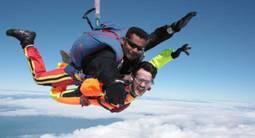 Saut en Parachute à Beaune