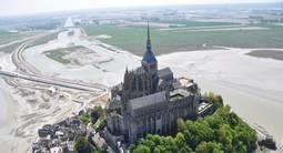Baptême en hélicoptère et Vol panoramique du Mont Saint Michel