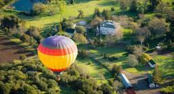 Vol privatif en montgolfière au Domaine de Cheverny