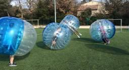Partie de Bubble Bump à Toulon