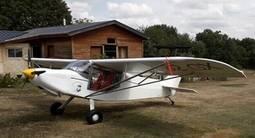 Initiation au pilotage d'avion léger près d'Auch