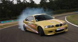 Stage de Pilotage Drift en BMW M3 - Circuit de l'Ouest Parisien