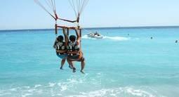 Vol en Parachute Ascensionnel près de Nice