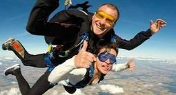 Saut en parachute près de Compiègne