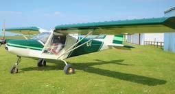 Initiation au Pilotage d'Avion Léger près de Nangis