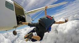 Saut Parachute près de Bourges