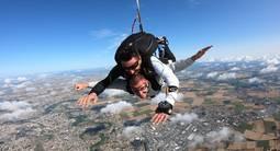Saut Parachute près de Limoges