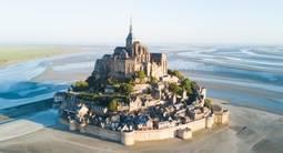 Vol pour 2 personnes en Montgolfière avec vue sur le Mont Saint Michel