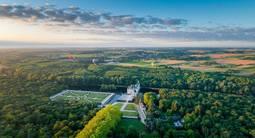 Vol en Montgolfière à Chenonceau - châteaux de la Loire
