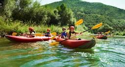Balade en Kayak à Arles à la découverte de la Camargue