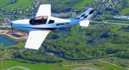 Baptême de l'air en avion léger dans les Vosges - Vol a Saint Dié