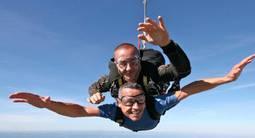 Saut en parachute près de Montluçon et Moulins