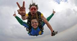 Saut en Parachute près de Troyes