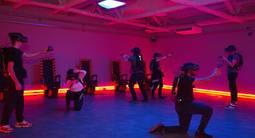 Laser game immersif en salle à Lieusaint en Seine-et-Marne