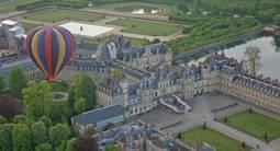 Vol en Montgolfière au dessus de Fontainebleau