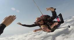 Saut en Parachute à Revel