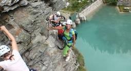 Journée Aquatique rafting Canyoning à Albertville en Savoie