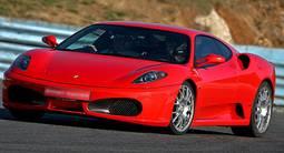 Pilotage d'une Ferrari F430 - Circuit de Folembray