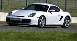 Pilotage d'une Porsche Cayman S - Circuit de Folembray