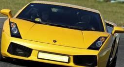 Pilotage d'une Lamborghini Gallardo sur le Circuit de Folembray