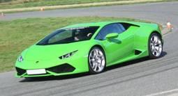 Pilotage d'une Lamborghini Huracan - Circuit de Fay de Bretagne