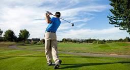 Initiation au golf près de Bourg-en-Bresse