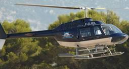 Baptême en Hélicoptère - Vol au Castellet au dessus de la Côte Varoise