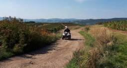 Randonnée en Quad près de Lyon en plein cœur du Beaujolais