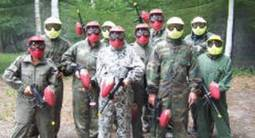 Session de Paintball Meaux