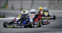 Session de Karting près d'Alès