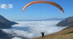 Vol en Parapente Biplace près de Gap