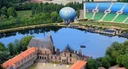 Vol en montgolfière- Roche sur Yon et Puy du Fou