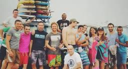 Séjour 7 jours d'initiation au Surf à proximité d'Agadir