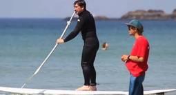 Cours de Paddle à Clohars Carnoet