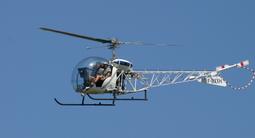 Baptême en Hélicoptère - Vol dans les Cévennes