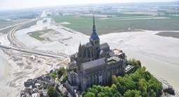 Baptême en hélicoptère à Beauvoir - Vol panoramique du Mont Saint Michel