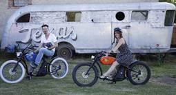 Balade en Vélo Vintage à Pamiers