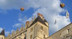 Vol privatif en montgolfière près de Chinon