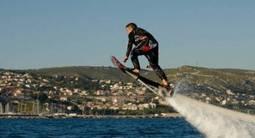 Initiation au Flyboard et à l'Hoverboard près de Soulac-sur-Mer