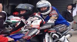 Baptême de Moto en Ducati 1299S - Pôles mécanique d'Ales