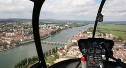 Baptême en hélicoptère - Vol en Hélicoptère à Mâcon
