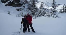 Randonnée en raquettes en Ariège Insolite