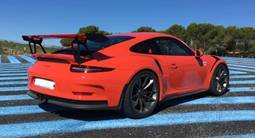 Pilotage en Porsche 991 GT3 RS - Circuit Paul Ricard Driving Center