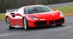 Stage de Pilotage en Ferrari 488 GTB - Circuit de Lohéac