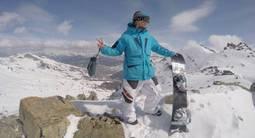 Cours particulier de snowboard à Risoul/Vars - niveau confirmé