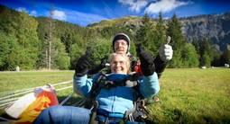 Saut en Parachute à Annemasse