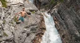 Canyoning en Lozère près de Rousses